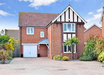 4 bed detached house for sale in Longtail Rise, Herne Bay, Kent CT6