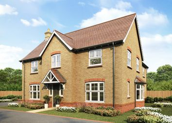 Thumbnail 5 bed detached house for sale in The Junipers At The Mulberries At Lodge Park, Hatfield Road, Witham, Essex