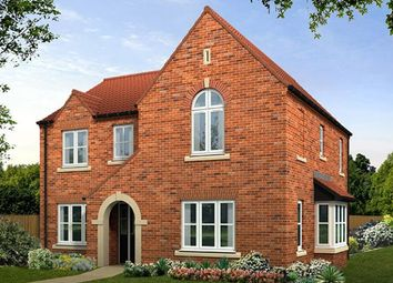 "Thumbnail 4 bedroom detached house for sale in ""The Salcombe V1"" at Chesterfield Road, Matlock"