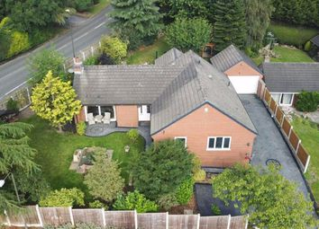 Thumbnail 4 bed detached bungalow for sale in Dalewood Close, Broadmeadows, South Normanton, Alfreton