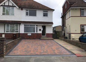 3 bed semi-detached house to rent in Queens Crescent, Eastbourne BN23