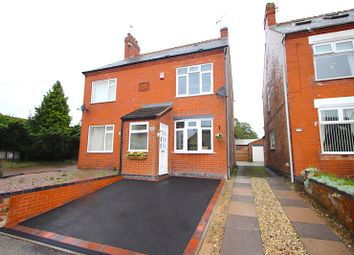 Thumbnail 3 bed semi-detached house for sale in Dragon Lane, Newbold Verdon, Leicester