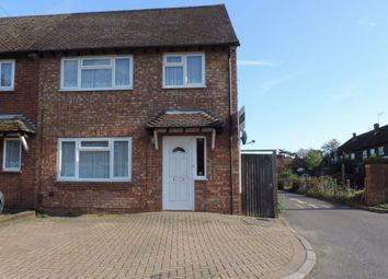 Thumbnail 1 bed flat to rent in Hornbeam Road, Guildford