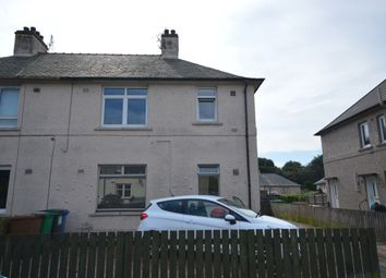 Thumbnail 2 bed flat to rent in Croft Crescent, Markinch, Glenrothes