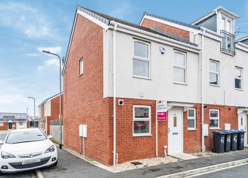 Thumbnail 2 bed end terrace house for sale in Conyers Way, North Ormesby, Middlesbrough
