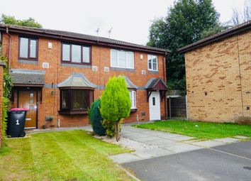 Thumbnail 3 bedroom semi-detached house for sale in Signal Close, Eccles, Manchester