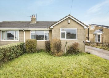 Thumbnail 2 bed bungalow to rent in Foxhill Avenue, Queensbury, Bradford