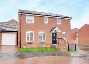 Thumbnail 3 bed detached house for sale in Whitedale Road, Calverton, Nottingham