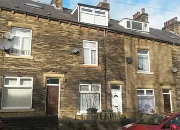 Thumbnail 3 bedroom terraced house for sale in Christopher Terrace, Bradford