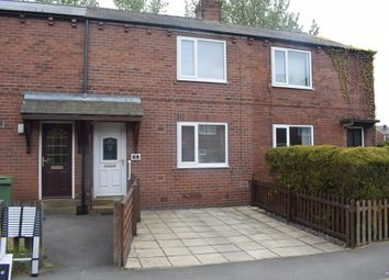 Thumbnail 2 bed terraced house to rent in Gervase Road, Horbury, Wakefield