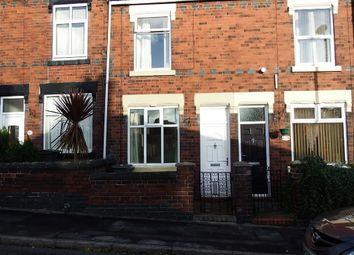 Thumbnail 2 bedroom terraced house to rent in Northwood Park Road, Hanley, Stoke-On-Trent