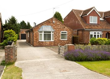 Thumbnail 3 bedroom bungalow for sale in Sutton Road, Wigginton, York