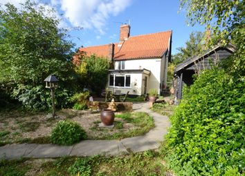 Thumbnail 3 bed cottage for sale in Fakenham Magna, Bury St Edmunds, Suffolk