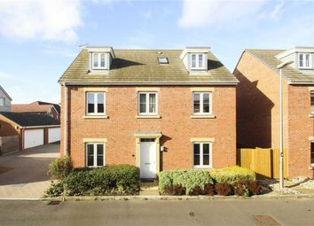 Thumbnail 5 bed detached house to rent in Ripley Road, Broughton, Milton Keynes, Bucks