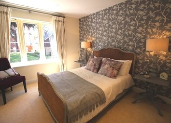 Thumbnail 2 bed flat for sale in Spence Close, Bishopstoke Park