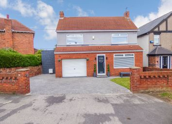 Thumbnail 3 bed detached house for sale in Coast Road, Blackhall Colliery, Hartlepool