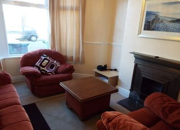 Thumbnail 4 bed property to rent in Malefant Street, Cathays, Cardiff