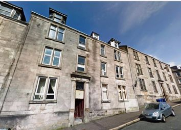 Thumbnail 3 bed flat to rent in Wellington Street, Greenock