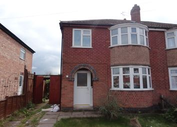 Thumbnail 3 bedroom semi-detached house to rent in Croft Drive, Wigston