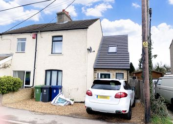 3 bed semi-detached house for sale in Barrington Road, Shepreth, Royston SG8