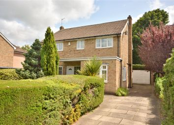 Thumbnail 4 bed detached house for sale in Shadwell Park Avenue, Leeds, West Yorkshire