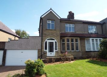 Thumbnail 3 bed semi-detached house for sale in Todmorden Road, Burnley, Lancashire