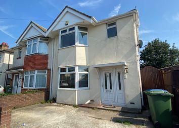 Thumbnail 3 bed semi-detached house to rent in Warren Avenue, Southampton