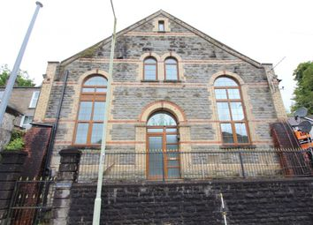 Thumbnail 2 bed flat to rent in Flat 1 The Citadel, Cymmer Road, Porth -, Porth