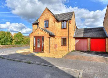 Thumbnail 4 bed detached house for sale in Tynemouth Rise, Monkston, Milton Keynes