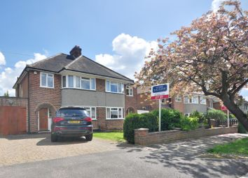 Thumbnail 3 bed semi-detached house to rent in East Towers, Pinner, Middlesex