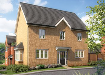 "4 bed detached house for sale in ""The Chestnut"" at Irthlingborough Road, Wellingborough NN8"