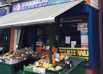 Thumbnail Retail premises for sale in Bolton BL3, UK