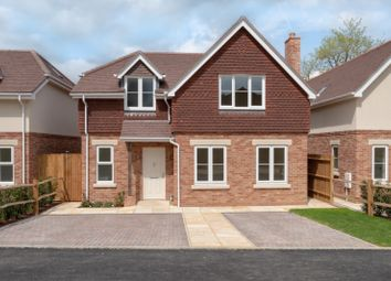 Thumbnail 3 bed detached house for sale in Bramley Place, Guildford
