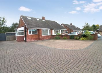 Thumbnail 2 bed semi-detached bungalow for sale in Sandyacres, Rothwell, Leeds