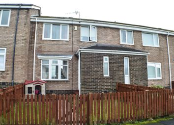 Thumbnail 3 bed terraced house for sale in Highshaw, Prudhoe