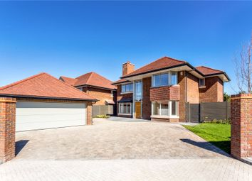 Thumbnail 5 bed detached house for sale in Burgh Heath Road, Epsom, Surrey