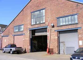 Thumbnail Warehouse to let in Unit 7, Steel Fabs Industrial Estate, Victoria Crescent, Burton Upon Trent, Staffordshire