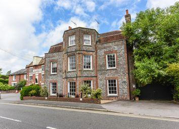 Thumbnail 6 bed detached house for sale in Bridge Street, Wickham, Fareham