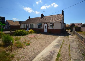 Thumbnail 3 bed semi-detached bungalow for sale in Ashdale Road, Kesgrave, Ipswich