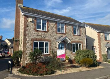 Thumbnail 4 bed detached house for sale in The Hythe, Chickerell, Weymouth