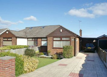 Thumbnail 3 bed semi-detached bungalow for sale in Dovedale Road, Bolton
