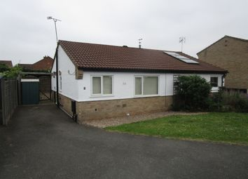 Thumbnail 2 bedroom semi-detached bungalow for sale in Windrush Close, Beeston, Nottingham
