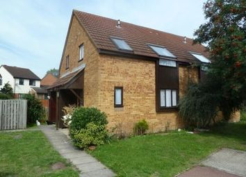 Thumbnail 1 bed terraced house to rent in Benedictine Gate, Cheshunt