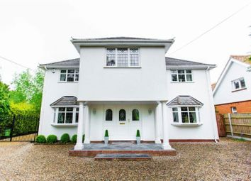 Thumbnail 4 bedroom detached house for sale in Romany Road, Lowestoft