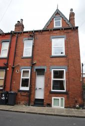 Thumbnail 4 bed terraced house to rent in William Street, Hyde Park, Leeds