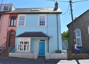 Thumbnail 3 bed semi-detached house for sale in Margaret Street, New Quay, Ceredigion