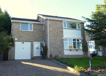 Thumbnail 5 bedroom detached house for sale in Werneth Road, Simmondley, Glossop