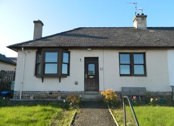 Thumbnail 2 bedroom semi-detached house to rent in Davidson Terrace, Haddington, East Lothian