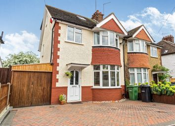 Thumbnail 5 bedroom semi-detached house for sale in Prospect Road, St.Albans