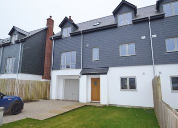 Thumbnail 4 bed semi-detached house for sale in Furze Croft, Nancledra, Penzance
